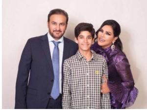 بالفيديو  .. هذا ما تفعله أحلام لدعم ابنها فاهد