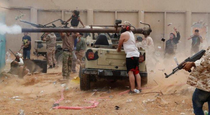 تقرير أممي يتهم الأردن وتركيا والإمارات بانتهاك حظر الأسلحة على ليبيا ..  تفاصيل