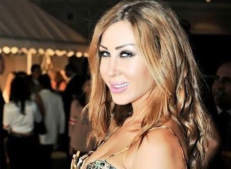 فنانة لبنانية توضح حقيقة زواجها من ثري سعودي