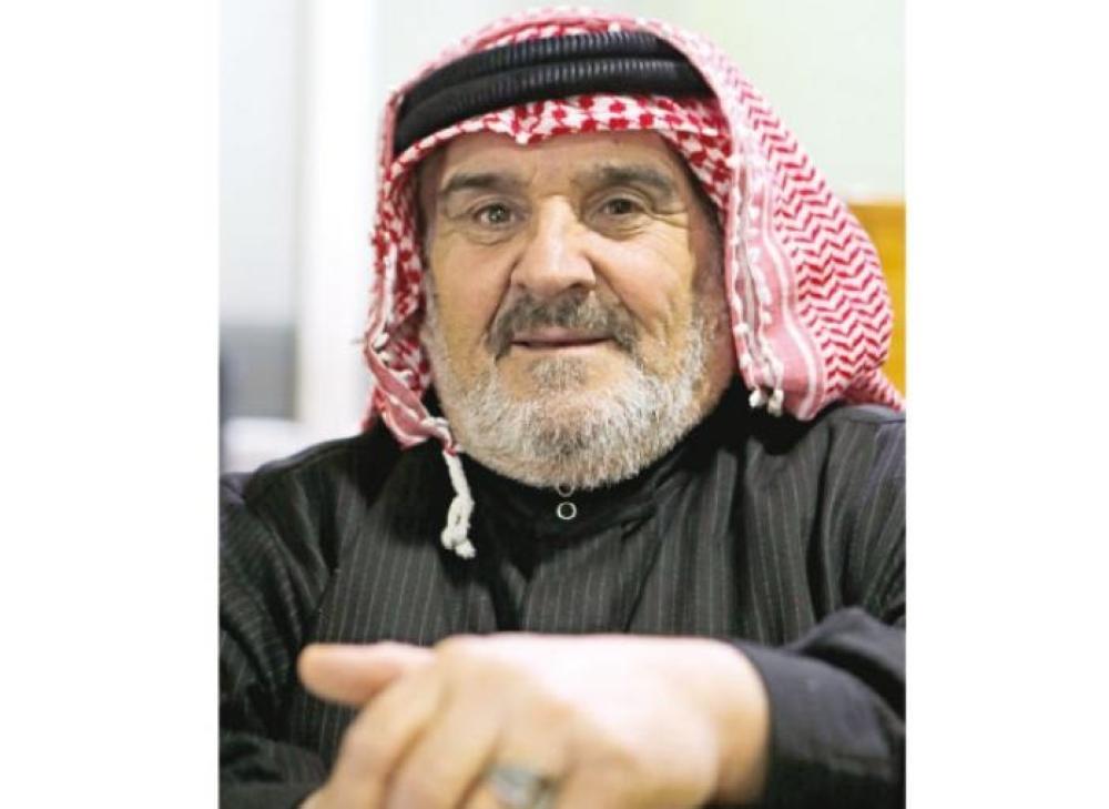 """وزير الثقافة ينعى مؤسس فرقة معان للفنون الشعبية """"أبو خالد"""""""