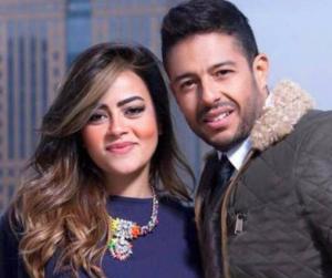 """أول تعليق من زوجة محمد حماقي بعد جلوسه على ركبتيه وتقديمه خاتم لمتسابقة """"ذا فويس"""""""