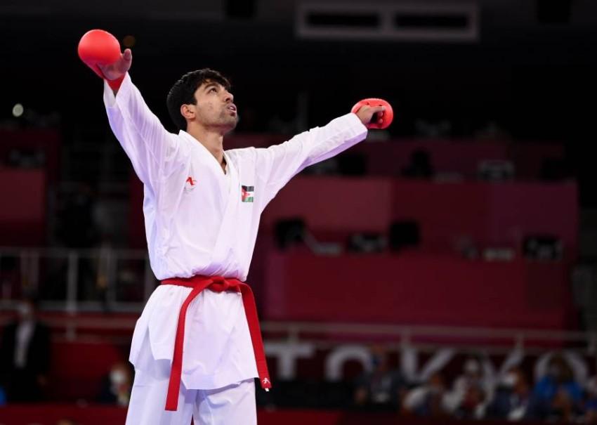 بعد الشرباتي  ..  المصاطفة يضيف ميدالية جديدة للأردن في أولمبياد طوكيو