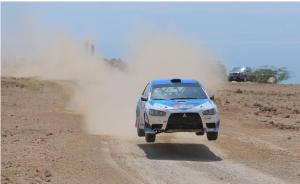 """""""الأردنيون"""" يسعون لإيقاف الزحف العربي نحو لقب رالي الأردن"""