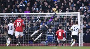 توتنهام يفرض التعادل بدون أهداف على مانشستر يونايتد