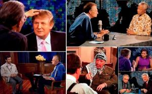 """وفاة المذيع الأمريكي """"الأسطوري"""" لاري كينغ عن عمر يناهز 87 عاماً  ..  صور و فيديو"""