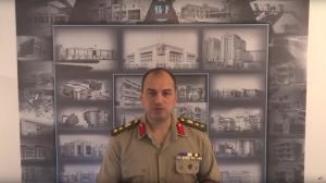 حبس عقيد بالجيش المصري 15يوما لإعلانه الرغبة في الترشح للرئاسة