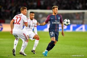 كأس الأبطال: بايرن ميونيخ يفوز على سان جيرمان