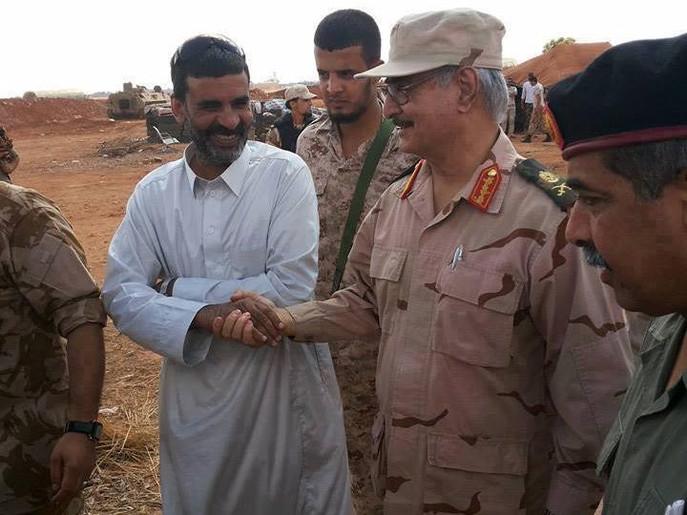ليبيا: مسلحون يمنعون رئيس الحكومة من السفر