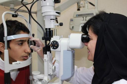 مطلوب طبيبة عيون للعمل في  الحكومة السعودية