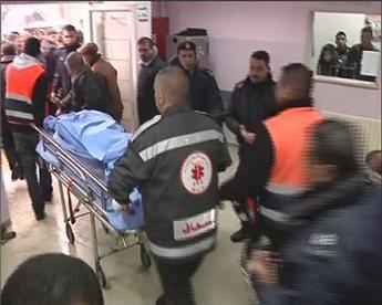 القبض على الفاعلين ..  مصرع شاب بالرصاص شرق نابلس