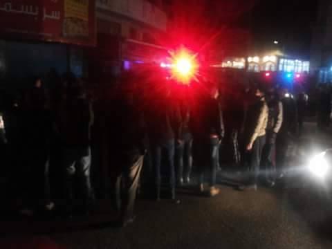 الكرك : مقتل تاجر اثر عيار ناري من مجهولين  .. صور
