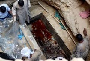 """بالفيديو  .. المغرب  ..  بعد 9 أيام على دفنها ..  سيدة تعود إلى الحياة  .. """"تفاصيل"""""""