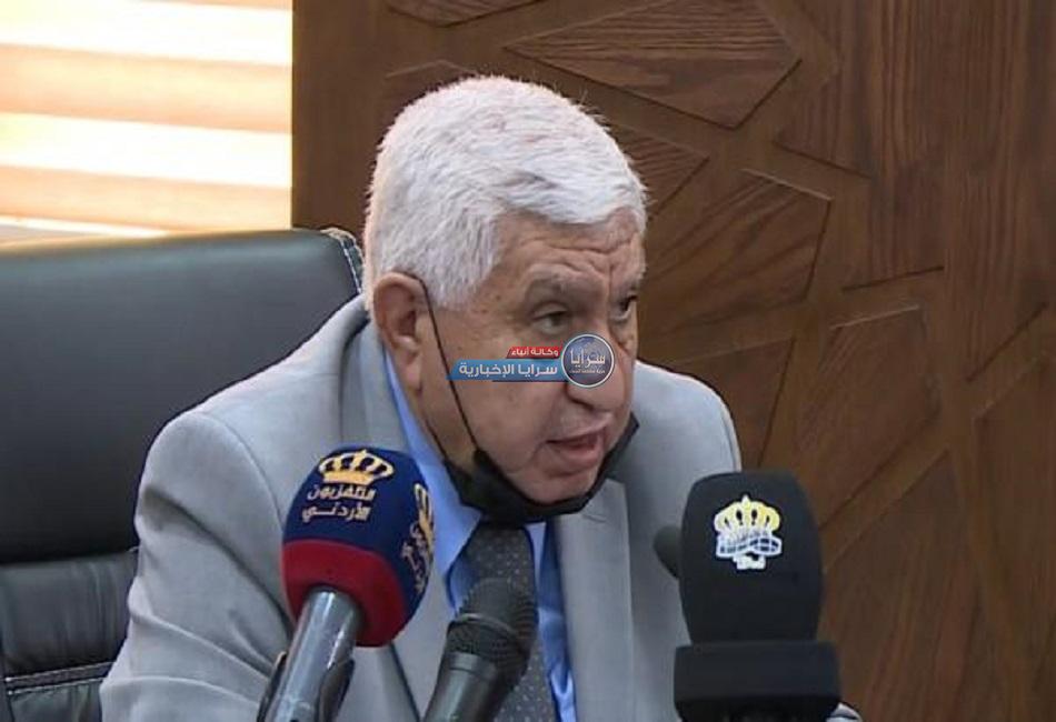 """النائب المعايعة:  وزارة الصحة """"خربانة"""" و الكادر الطبي """"تعبان"""""""