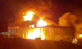 """تشكيل لجنة لتقصي حقائق حول جريمة حرق العائلة في """"الغباوي"""""""