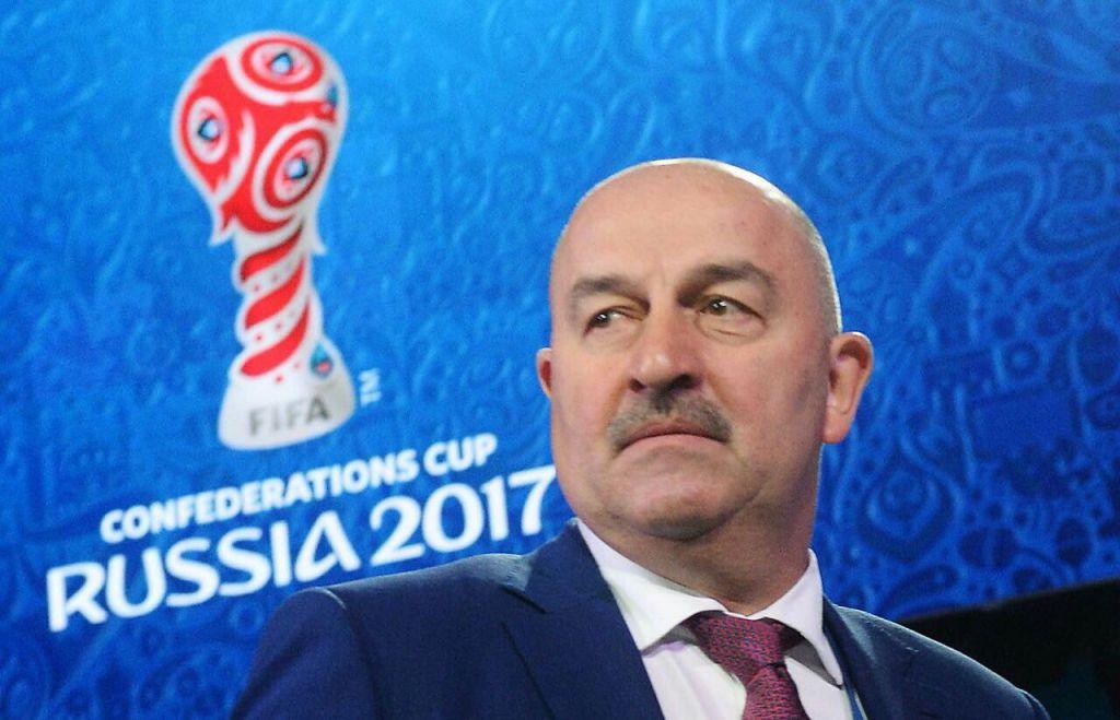 مدرب روسيا : لا تقلقوا سنهزم السعودية غدا