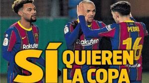 الصحف الرياضية: رامون يجعل برشلونة يرتجف ..  اشتباك وبيرنلي ..  وقانون كوني