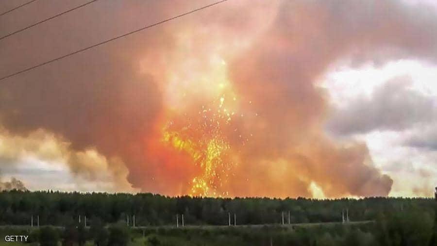 """""""كارثة نووية"""" تلوح في الأفق ..  وروسيا تعلن مستويات الإشعاع"""