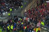 18 جريحا إثر سقوط سياج في ملعب اميان الفرنسي