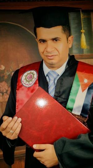 """مبارك التخرج """"محمد عبدالرحمن عيال """""""