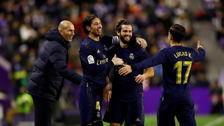 فيروس كورونا يجتاح عائلة أحد لاعبي ريال مدريد