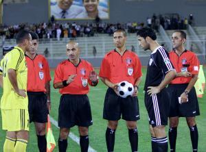 الاتحاد الدولي يختار 17 حكماً اردنياً ضمن قائمة الحكام الدولية 2016