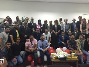 طلبة عمان الأهلية يحصدون ثلاث جوائز في مهرجان الزيتونة للأفلام القصيرة