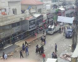 تجار في مخيم الوحدات مهددون بالافلاس وبالاغلاق
