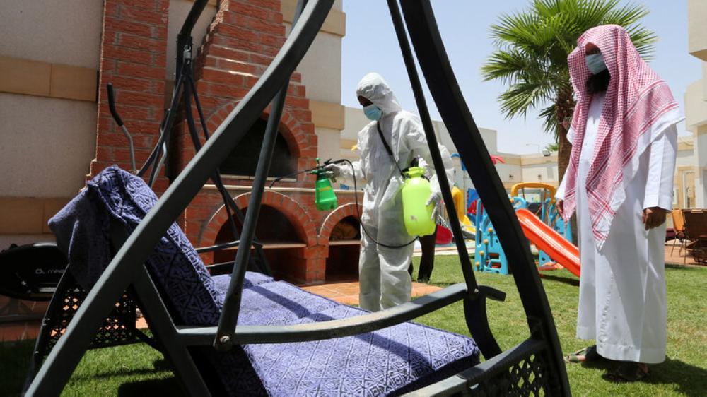السعودية تسجل 49 وفاة و3392 إصابة جديدة بكورونا