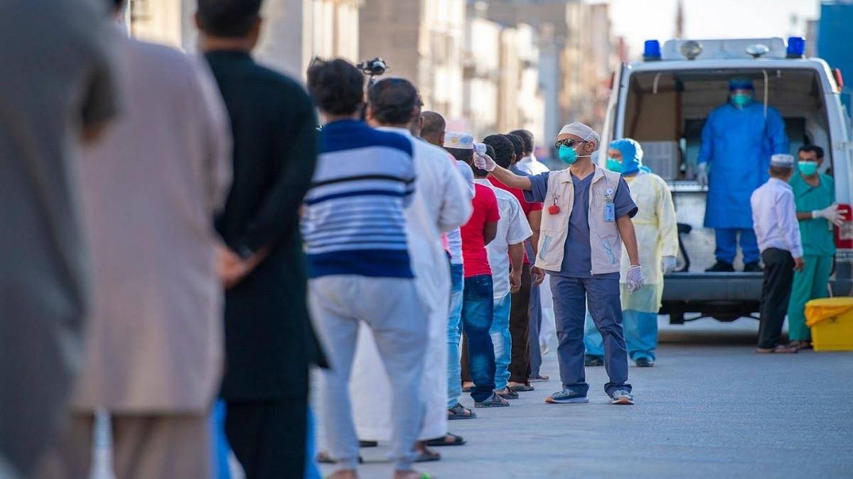 السعودية تسجل 2840 إصابة جديدة بكورونا