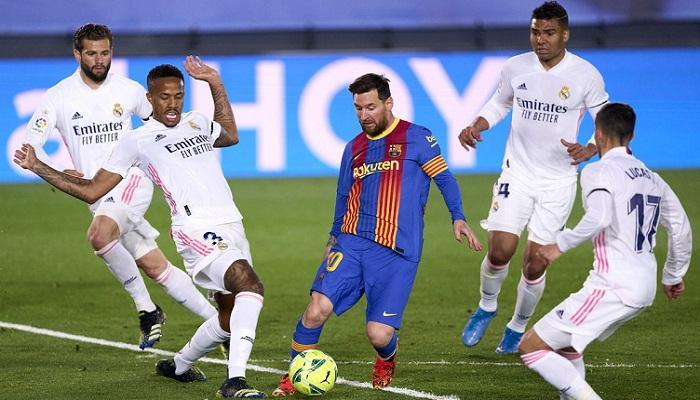 """قبل قمة أتلتيكو مدريد ..  """"قميص الهزيمة"""" يقلق جماهير برشلونة"""