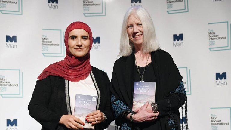 جوخة الحارثي ..  أول خليجية تفوز بجائزة مان بوكر الدولية للأدب والروايات