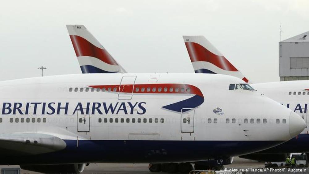 بريطانيا: بريتش ايرويز تتوقع أن يمتد تأثير كورونا لثلاث سنوات