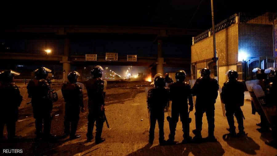 """""""قبعات زرقاء"""" في بغداد ..  وليلة من الاغتيالات"""