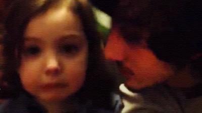 بالفيديو  ..  مفجّر بوسطن يظهر في أول فيديو وهو يطلب قبلة من بنت أخيه