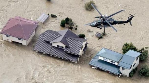 اليابان ..  ارتفاع عدد ضحايا إعصار «هاغيبيس» إلى 67 قتيلا