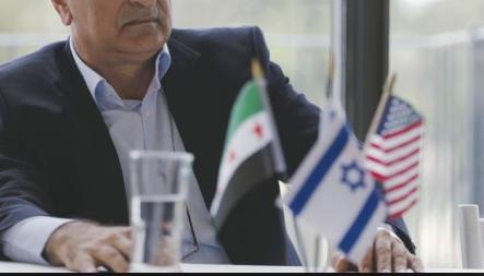 وفد من المعارضة السورية يزور اسرائيل ويدعو لوضع سوريا تحت الوصاية ويقترح تقسيمها والإطاحة بالأسد