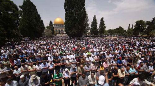 خطيب المسجد الأقصى quot الأقصى quot للمسلمين وحدهم
