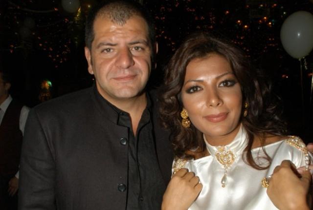 زوج أصالة في ورطة بسبب طفليّ أحمد عز !