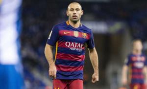 برشلونة يجدد عقد ماسكيرانو حتى 2019