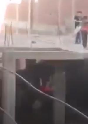 لعبة الموت تخطف 18 طفلاً مصرياً ..  فيديو مرعب لطفل يلقي حتفه