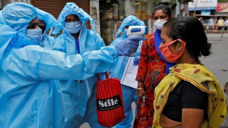 ولاية هندية تسجل 20 حالة إصابة بسلالة جديدة لكورونا لم يعرفها العالم