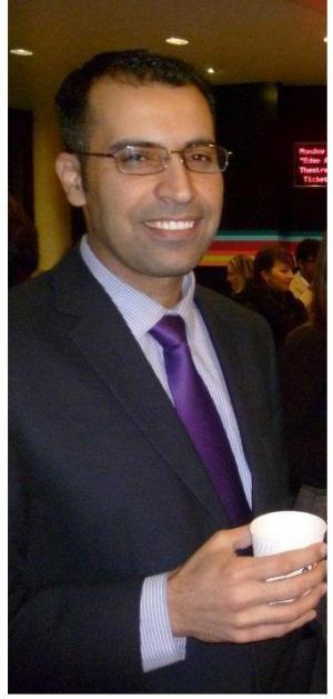 تهنئة الى محمد الحدب السرحان لحصوله على درجة الدكتوراة في المحاسبة