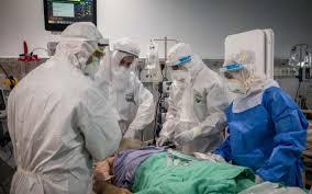 دعوة إلى خفض عدد الوفيات بالفيروس بين المرضى في قسم العناية الحثيثة