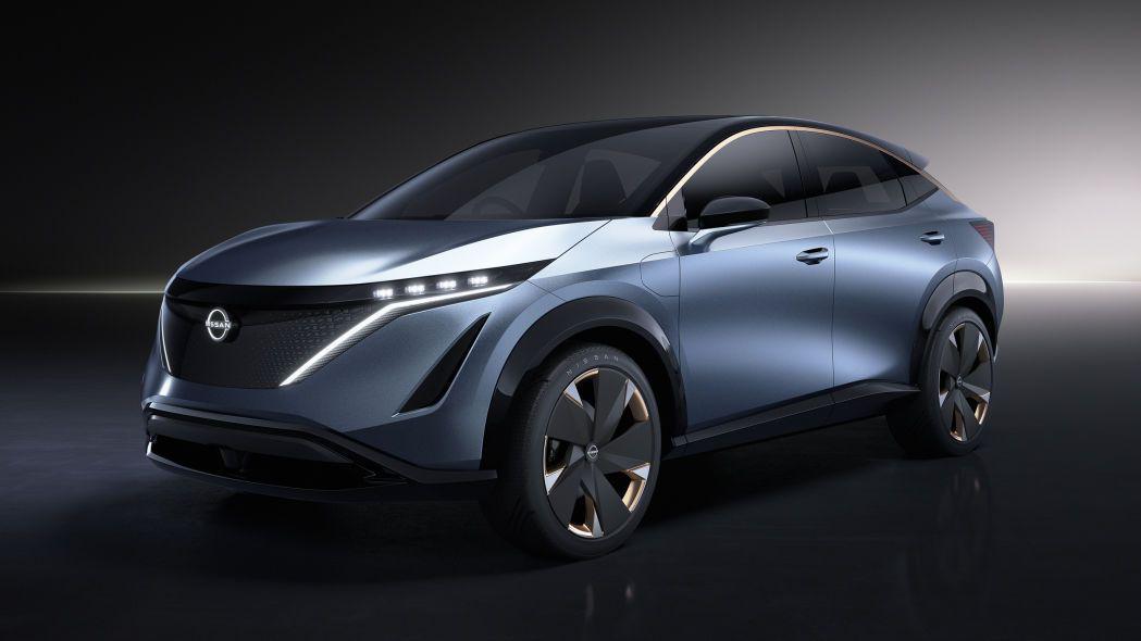 نيسان آريا SUV الكهربائية ستكون أسرع من السيارات الرياضية! للتفاصيل:
