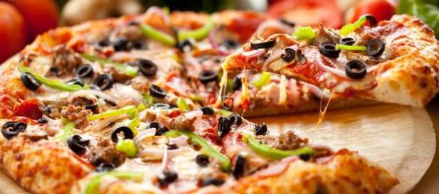 بالفيديو  .. طريقة عمل البيتزا
