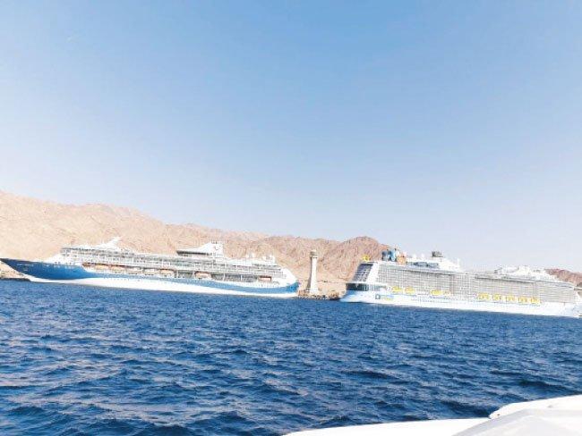 العقبة على موعد مع عودة سياحة البواخر بعد بدء وصول الطائرات العارضة