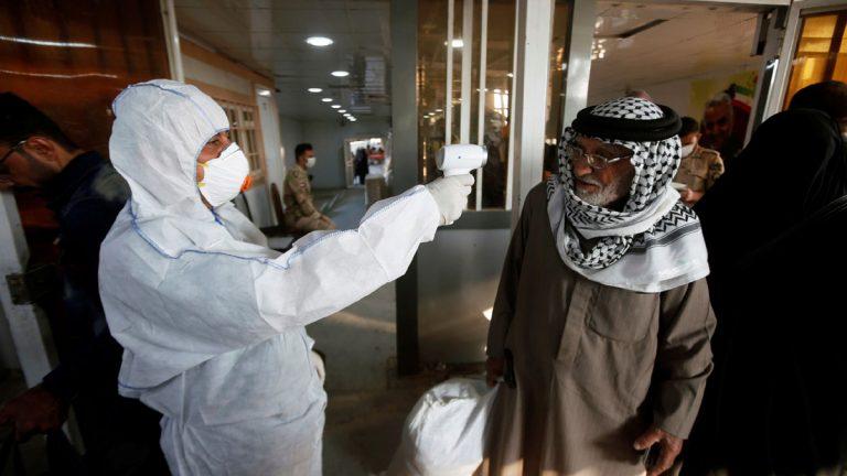 ارتفاع إصابات كورونا في العراق إلى 772