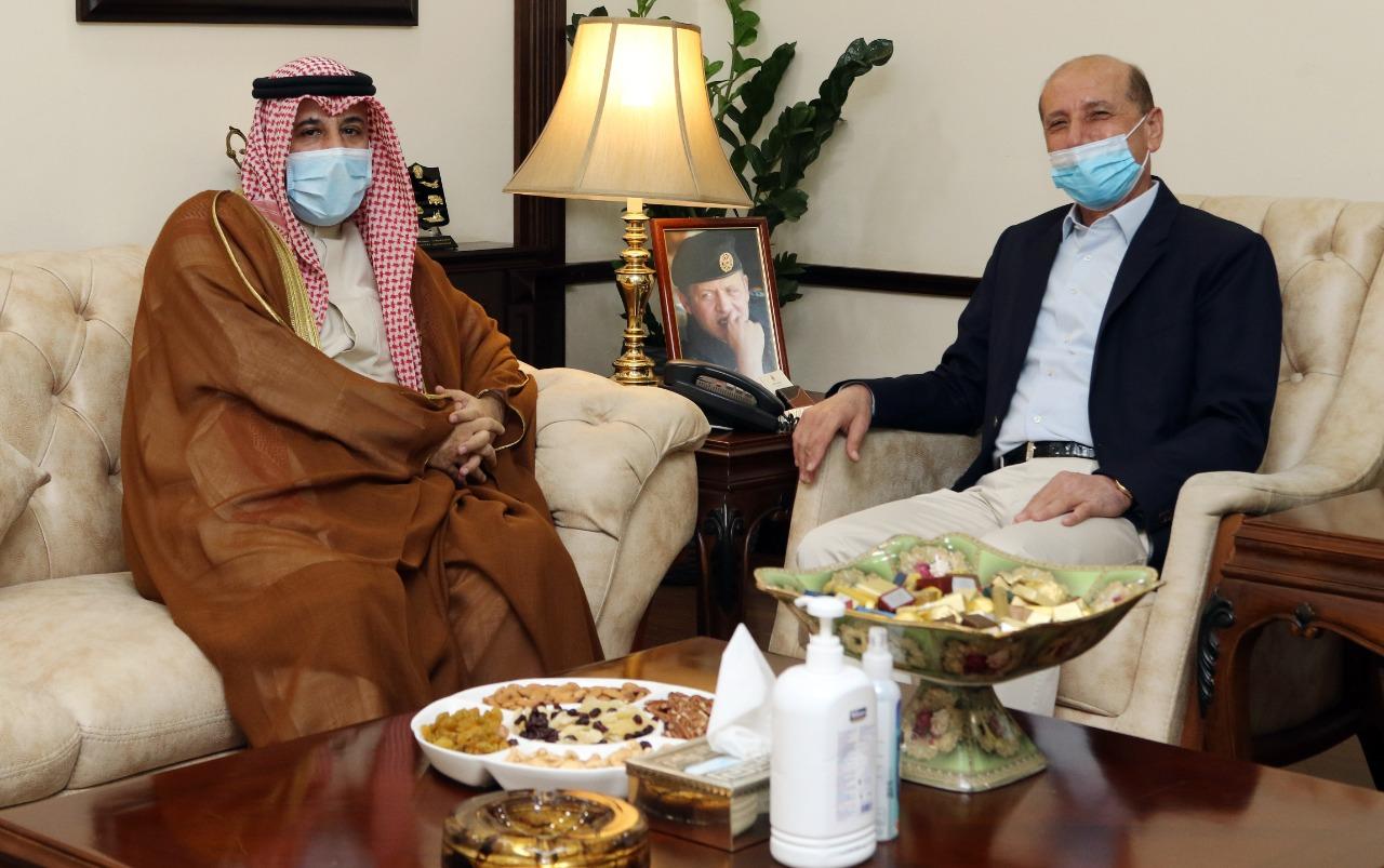 وزير الداخلية: العلاقات الأردنية الكويتية نموذجاً فريداً في ثنائية العمل العربي
