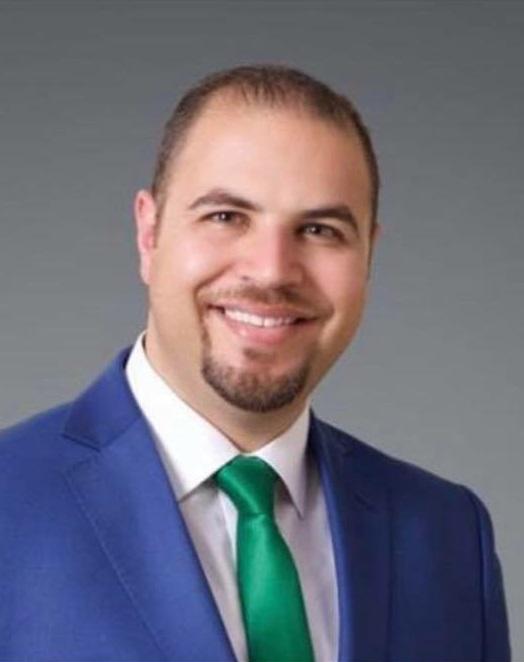 الدكتور مالك الشرايري مبارك التعيين