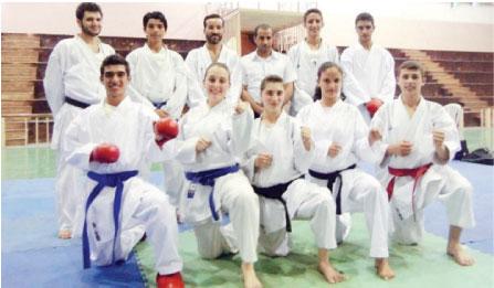 اتحاد الكراتيه يبحث استضافة بطولات غرب آسيا